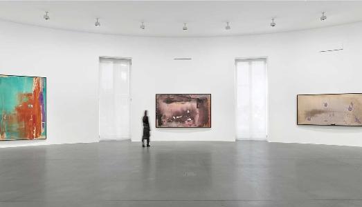 "I ""muscoli"" di Helen Frankenthaler"