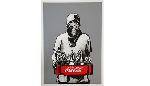 Street art, dal muro alla galleria