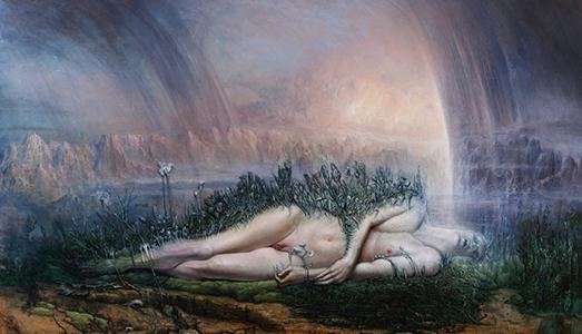 Arrivabene: arte alchemica e visionaria