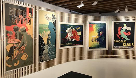 Fino al 24.IX.2017   Illustri persuasioni. Capolavori Pubblicitari dalla Collezione Salce: la Belle Epoque   Museo Nazionale Collezione Salce, Treviso