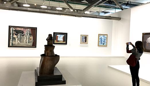 Fino al 23.I.2017 | René Magritte. La Trahison des images | Centre Pompidou, Parigi |