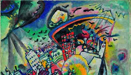 Fino al 9.VII. 2017 | Kandinskij. Il cavaliere errante | Mudec – Museo delle Culture, Milano