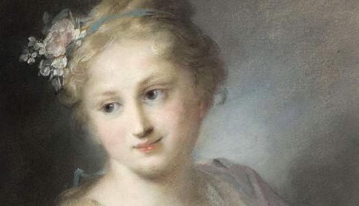 Fino al 10.IX.2018 | En Sociètè. Pastels Du Louvre Des 17e Et 18e Siècles | Musee Du Louvre, Parigi