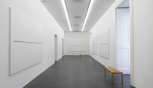 Fino al 14.VI.2019 | Domenico Antonio Mancini, Landscapes | Galleria Lia Rumma, Napoli