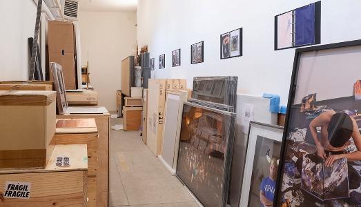 Fino al 2.III.2019 | Marcello Maloberti, Sbandata | Galleria Raffaella Cortese, Milano