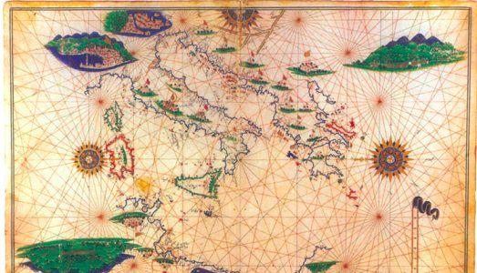 Centinaia di mappe antiche sono ora disponibili online, grazie all'Università di Chicago