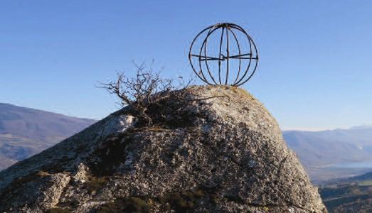 Fino al 02.VI.2015 | Sebastiano De Laurentiis, I Canti della Terra | Maschio Angioino, Napoli
