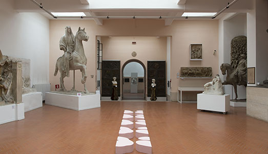 Fino al 22.IV.2018  | Landon Metz | Museo Pietro Canonica a Villa Borghese, Roma