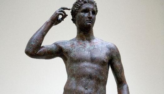 Il Ministero dei Beni Culturali rivuole l'Atleta di Lisippo ma il Getty Museum prende tempo