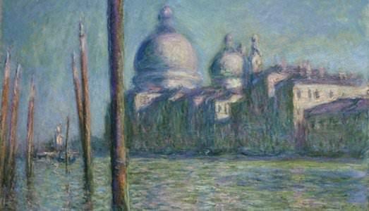 Il Monet moderno supera il più vecchio