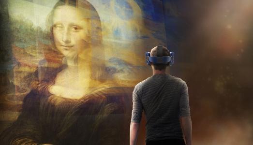 Monna Lisa rendez vous, con la realtà virtuale