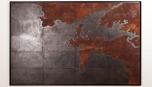 Fino al 17.II.2018 | Ignazio Mortellaro, Siamo due abissi – Un pozzo che fissa il cielo | Galleria Francesco Pantaleone Arte Contemporanea, Palermo