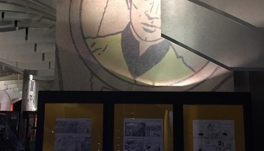La storia del fumetto al musée des Arts et Métiers di Parigi