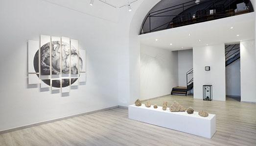 """Nicole Voltan: se l'arte è un """"cielo-terra"""""""