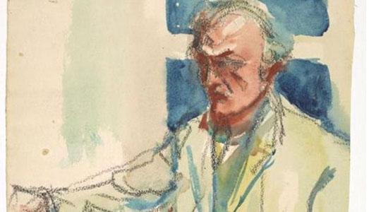 Settemila disegni di Edvard Munch, gratis  