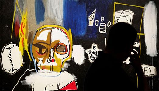 Fino al 5.XI.2017 | Le mille luci di New York | Basquiat, Clemente, Haring, Schnabel, Warhol | Gallerie d'Italia – Palazzo Zevallos Stigliano, Napoli