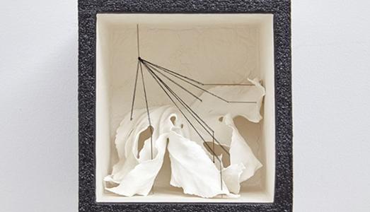 Fino al 5.XII.2017 | Nicole Voltan, Piano CIELO/ Piano TERRA  | Mucciaccia Contemporary, Roma