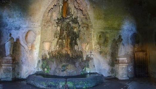 A Roma riapre al pubblico il Ninfeo degli Specchi al Palatino