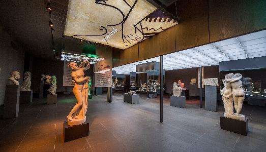 Fino al 28.IV.2019 | Nudo! L'arte della nudità | Antikenmuseum Basel, Basilea
