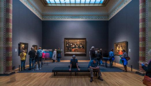 Allestisci la tua prestigiosa collezione con tutte le opere digitalizzate del Rijksmuseum