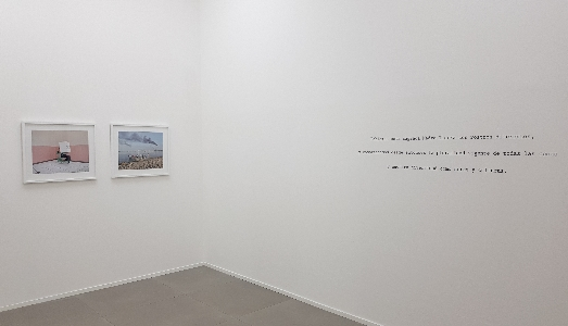 Finissage | Pietro Paolini,Along The Route | Galleria Nicola Pedana, Caserta