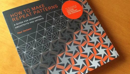 Diventa il nuovo Escher con il fantastico libro dei pattern di Paul Jackson