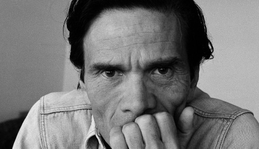 Fino al 16.III.2016 | Dino Pedriali, Pier Paolo Pasolini. Nostos: il ritorno 1975-1999 | Palazzo Fruscione, Salerno