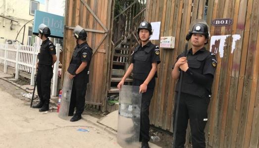 Demoliti i distretti dell'arte di Pechino