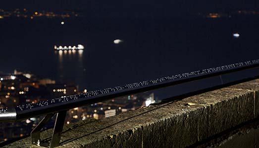 Paolo Puddu, Follow the shape | Castel Sant'Elmo, Napoli
