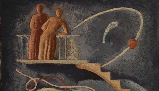 Fino al 25.II.2018 | René Paresce. Italiani a Parigi. Campigli, de Chirico, de Pisis, Savinio, Severini, Tozzi. | Santa Maria della Vita, Bologna