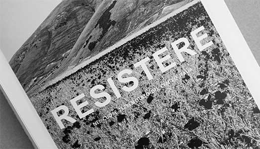 """""""Resistere"""" nel cuore terremotato del centro Italia"""