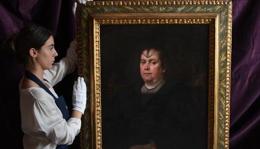In asta, il capolavoro dimenticato di Velázquez