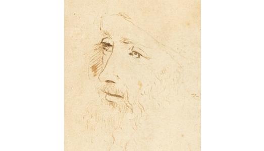 Stanco e malinconico. Il secondo ritratto di Leonardo da Vinci in mostra a Buckingham Palace
