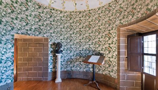 Fino al 17.II.2019 | Le stanze di Ferenc: carte da parati e nuova progettualità | Villa d'Este, Tivoli
