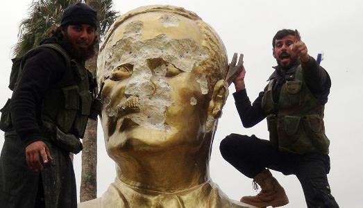 L'arte che finanzia la jihad