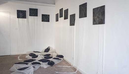 Fino al 12.VIII.2017 | Teresa Iaria, Confine Celeste | Galleria Idill'io Arte Contemporanea, Recanati