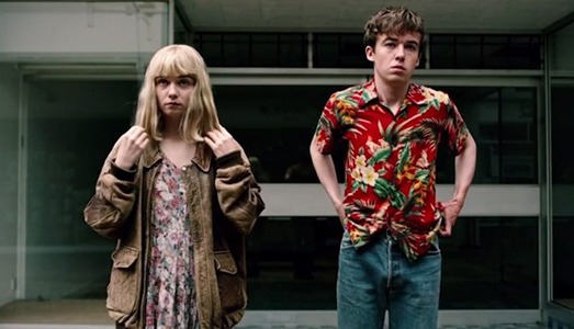 Binge Watching | The end of the f ***ing world