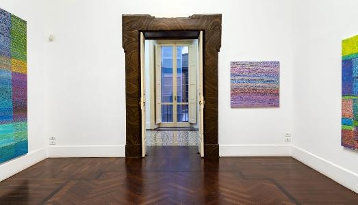 Fino al 25.V.2019 | Simona Weller, La pittura è facile e difficile come l'amore,  | Galleria Tiziana Di Caro, Napoli