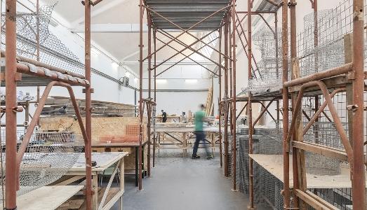 Con lo Studio di Edoardo Tresoldi, a Milano inaugura un nuovo distretto culturale
