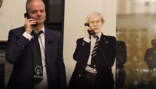#Uffizirocks. Il direttore Eike Schmidt invita le star del rock al museo