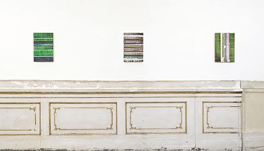 Fino al 2.II.2019 | Juan Uslé, Pedramala | Galleria Alfonso Artiaco, Napoli