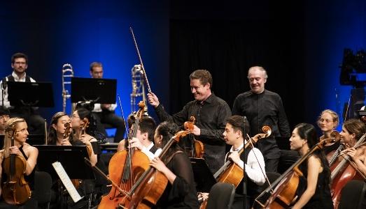 Chopin sulle Alpi, con le grandi star e le giovani promesse del Verbier Festival
