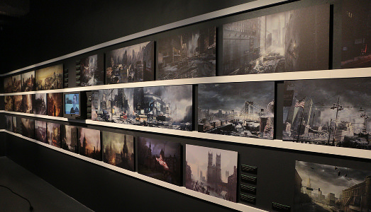 Fino al 3.III.2016 | L'Arte nei videogiochi – L'ispirazione francese | Art Ludique – Le Musée, Parigi