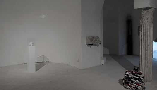 Fino al 31.X.2016 | Ciro Vitale, Mediterraneomare. Naufragio occidentale | Cripta del Purgatorio, Scala
