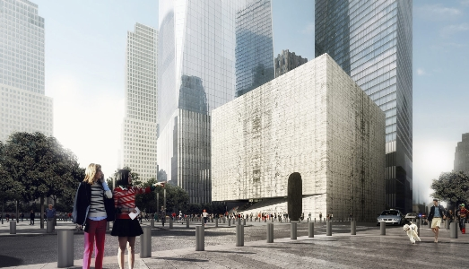 Nuova vita per il World Trade Center, che riparte con un Centro d'Arti Performative