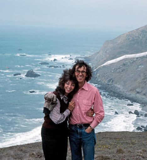Christo e Jeanne Claude in California, 1976