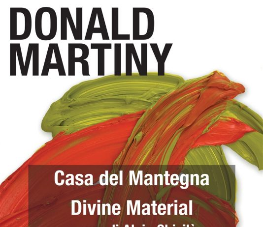 Donald Martiny – Divine Material