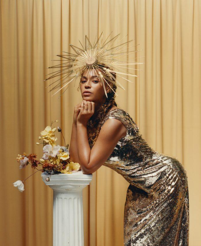 La fotografia di Beyoncé per Vogue, alla National Portrait Gallery