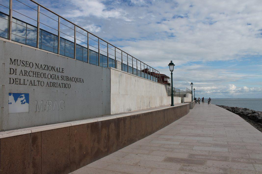 Il Museo Nazionale di Archeologia Subacquea di Grado