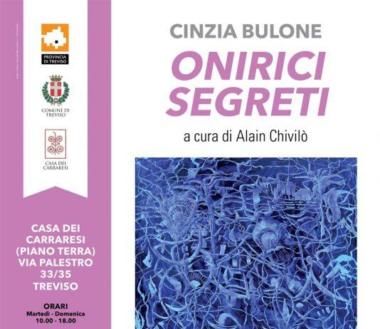 Cinzia Bulone – Onirici Segreti
